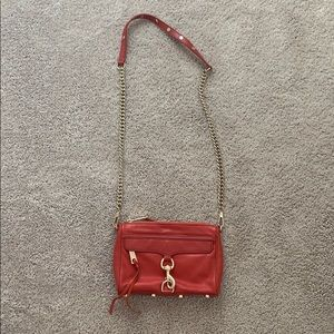 Rebecca Minkoff Red Purse